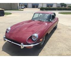 1969 Jaguar E-Type XKE 2+2