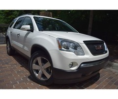 2010 GMC Acadia AWD SLT-EDITION