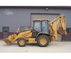 2005 CAT 420D