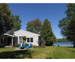 Vacation Cottage with Stunning Lake Views at Lake Leelanau