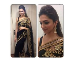 Stunning Collection of Deepika Padukone Indian Outfit