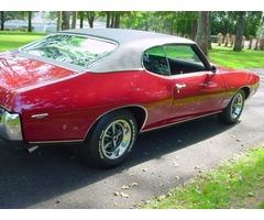 1969 Pontiac GTO 2DR HT