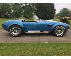 1965 Shelby Backdraft Roadster RT3 Cobra