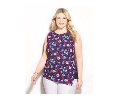 Buy the Latest Plus Size Blouses for Women