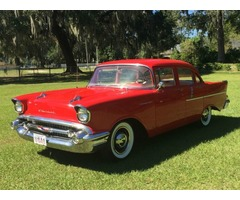 1957 Chevrolet Bel Air150210 One-Fifty