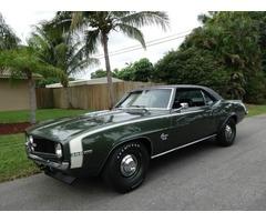 1969 Chevrolet Camaro SS396 L-89