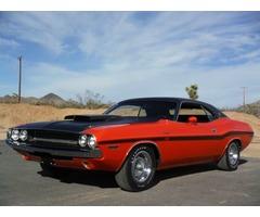 1970 Dodge Challenger RTSE HEMI 426