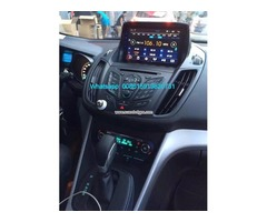 Ford Kuga Car radio GPS android Wifi navigation camera DriveAudio