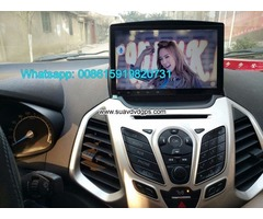 Ford EcoSport refit audio radio Car android wifi GPS navigation camera