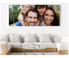 Canvize - your photo printed on canvas!