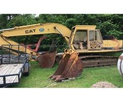 1988 Caterpiller EL 240 Excavator