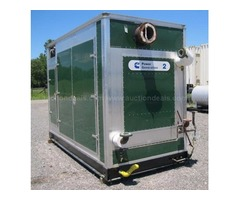 334KW Natural Gas Cummins Generator