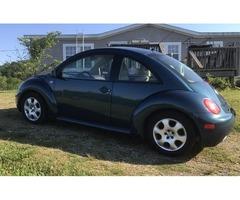 2002 VW Turbo S Beetle