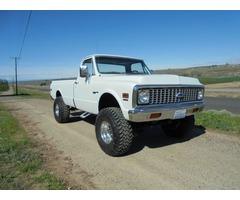 1972 Chevrolet CK Pickup 1500 K10