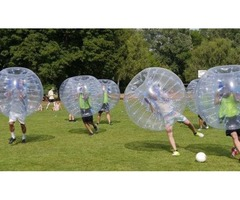 Knocker Balls, Zorb Balls, Bubble Soccer Ball