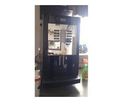 coffee maker kiosk