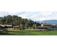 Majestic Mountain Views on 1.32 Acre Lot in The Rim Golf Club in Payson