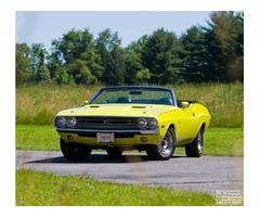 1971 Dodge Challenger Convertible