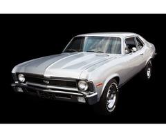1972 Chevrolet Nova 396 4-Speed