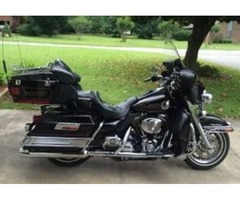 2002 Harley Electra Glide Ultra Classic