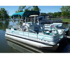 1996 Grumman 20ft Sportfish 40hp Yamaha no trailer
