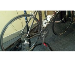 Quintana Roo (QR) Titanium Ti-Phoon Triathlon/Road Bike