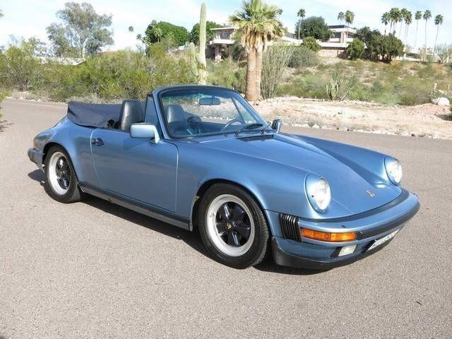 1986 Porsche 911 Cars Sunset Beach North Carolina