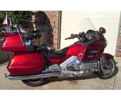 2003 Gold Wing GL-1800 & Trailer
