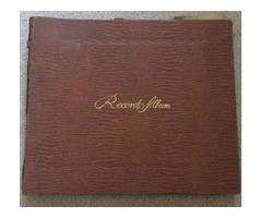 Record album - MGM, Decca and Columbia records