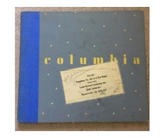 Columbia Records set - Haydn, Heward, Symphony No. 103
