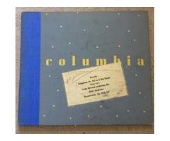 Columbia Records set - Haydn, Heward, Symphony No. 103