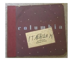 Columbia Records -3- Dohnanyi, Edward Kilenyi and Roth String Quartet