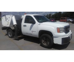Used 2011 Nite Hawk 200 Street Sweeper
