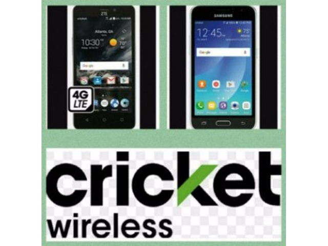 GET A FREE PHONE WHEN YOU PORT OVER TO CRICKET WIRELESS