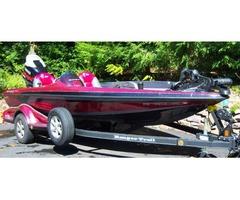 Ranger Bass Boat 188VX
