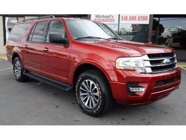 Ford Expedition El Xdr Suv