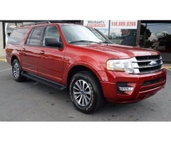 2016 Ford Expedition EL 4x2 XLT 4dr SUV! 31k miles