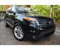 2014 Ford Explorer LIMITED-EDITION
