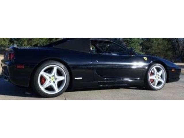 1999 Ferrari 355 FIORANO LIMITED EDITION