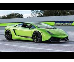 2011 Lamborghini Gallardo Supperleggera