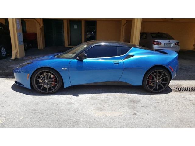 2010 Lotus Evora Cars Davenport Florida Announcement 68269