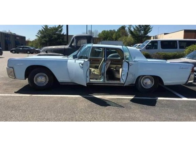 1962 Lincoln Continental with Suicide Doors  sc 1 st  Free Classifieds USA online Ads & 1962 Lincoln Continental with Suicide Doors - Classic Cars - Falls ...