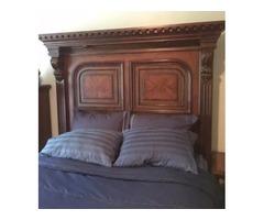 Mahogany Fairmont Bedroom Set