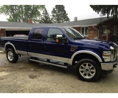 2010 Ford F-350 Lariat Ultimate