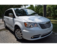 2014 Chrysler Town & Country NAVIGATION SYSTEM ROOF DVD BACK UP CAMERA