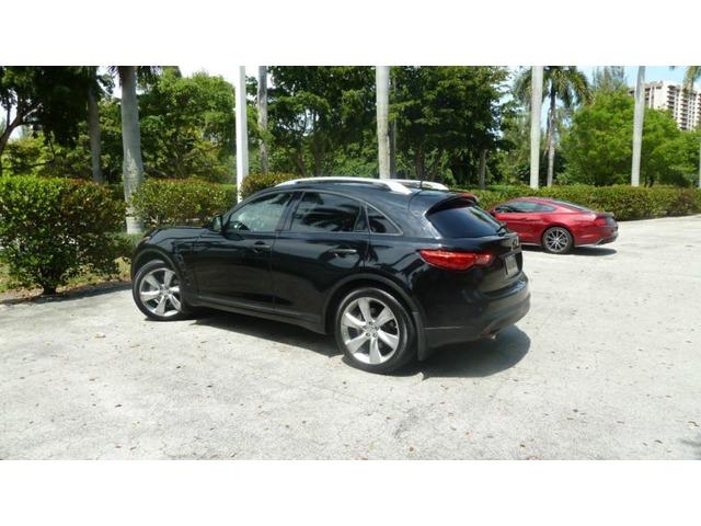 2009 Infiniti Fx S Cars Elkton Florida Announcement 68348
