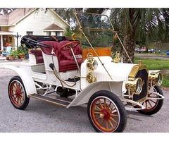 Classic Car Auto Mechanic