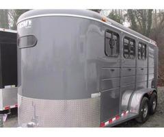 2016 CM 3 Horse Bumper Pull