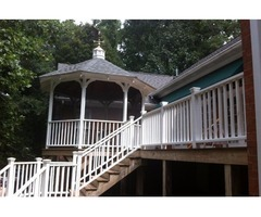 DECKS, AND PORCHES, SUNROOMS