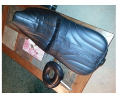 Corbin Motorcycle Seat and Backrest
